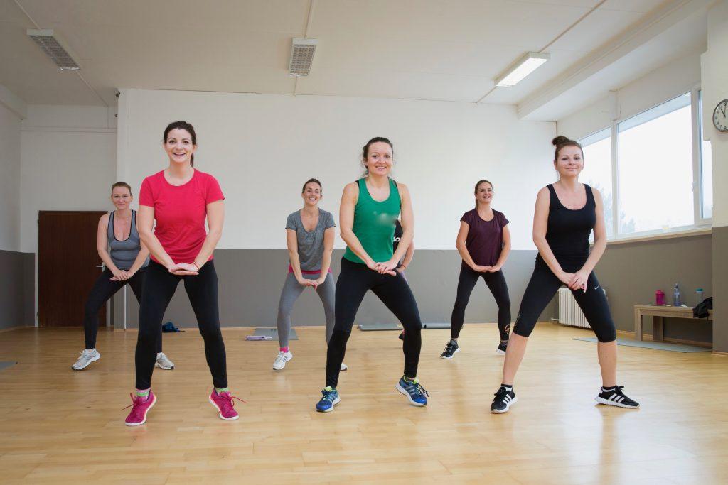 cvičenie Bratislava, intensive cvičenie, Intensive, Petržalka, skupinové cvičenie