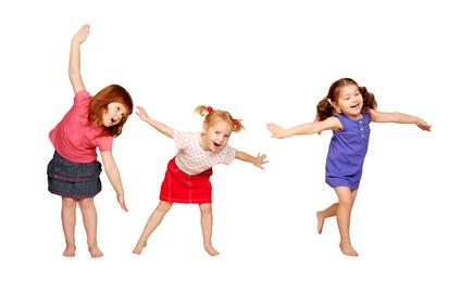 tanec deti, detsky kruzok