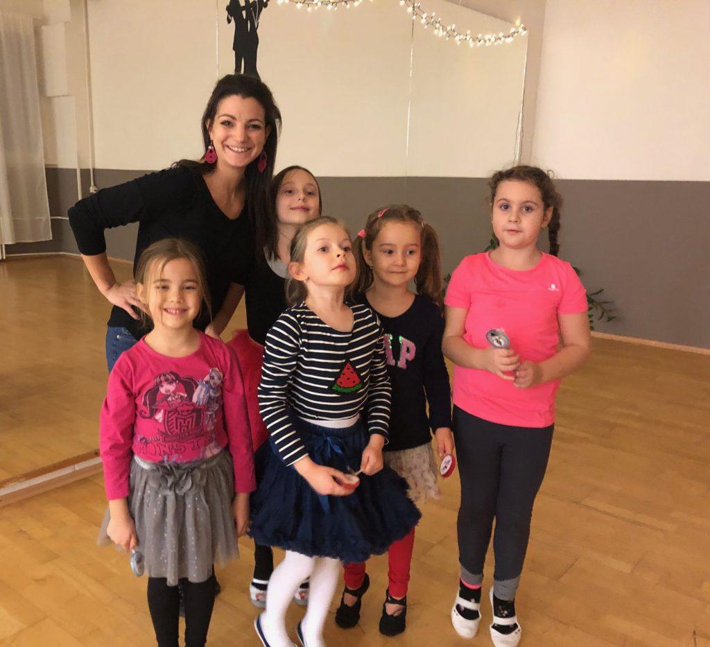 deti tanec Bratislava podme spotu tancovat