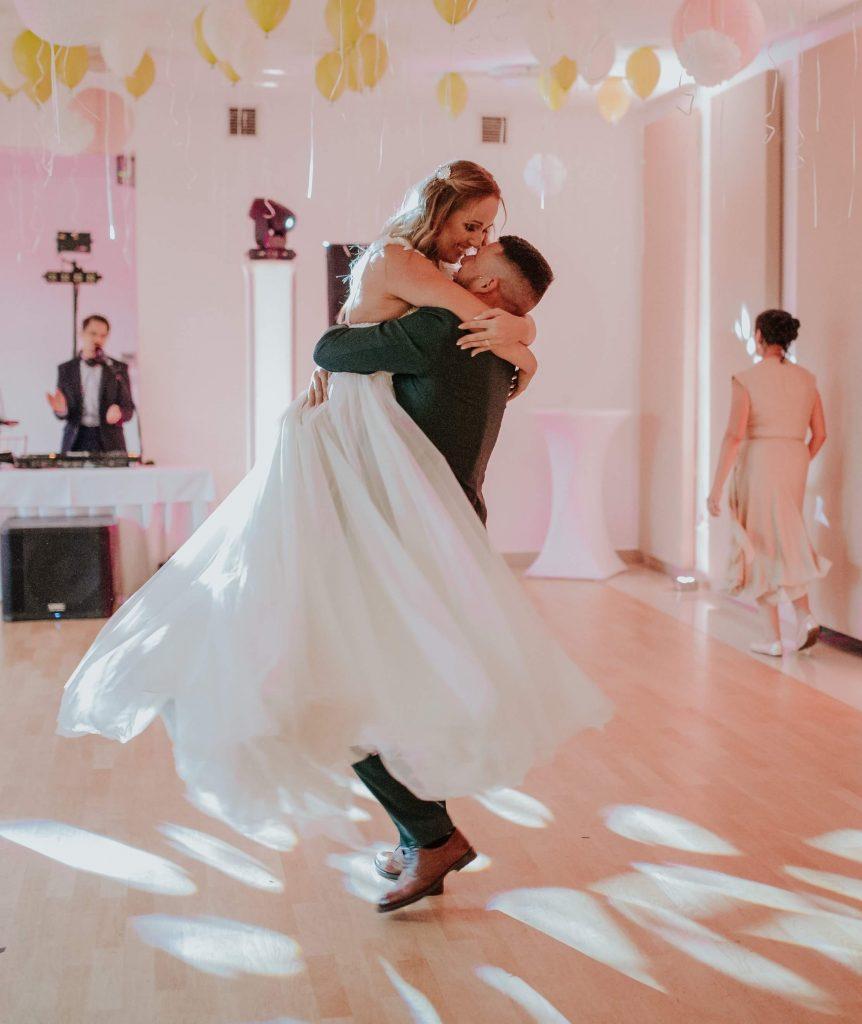 svadobny tanec tanec Petržalka Bratislava Ovsište
