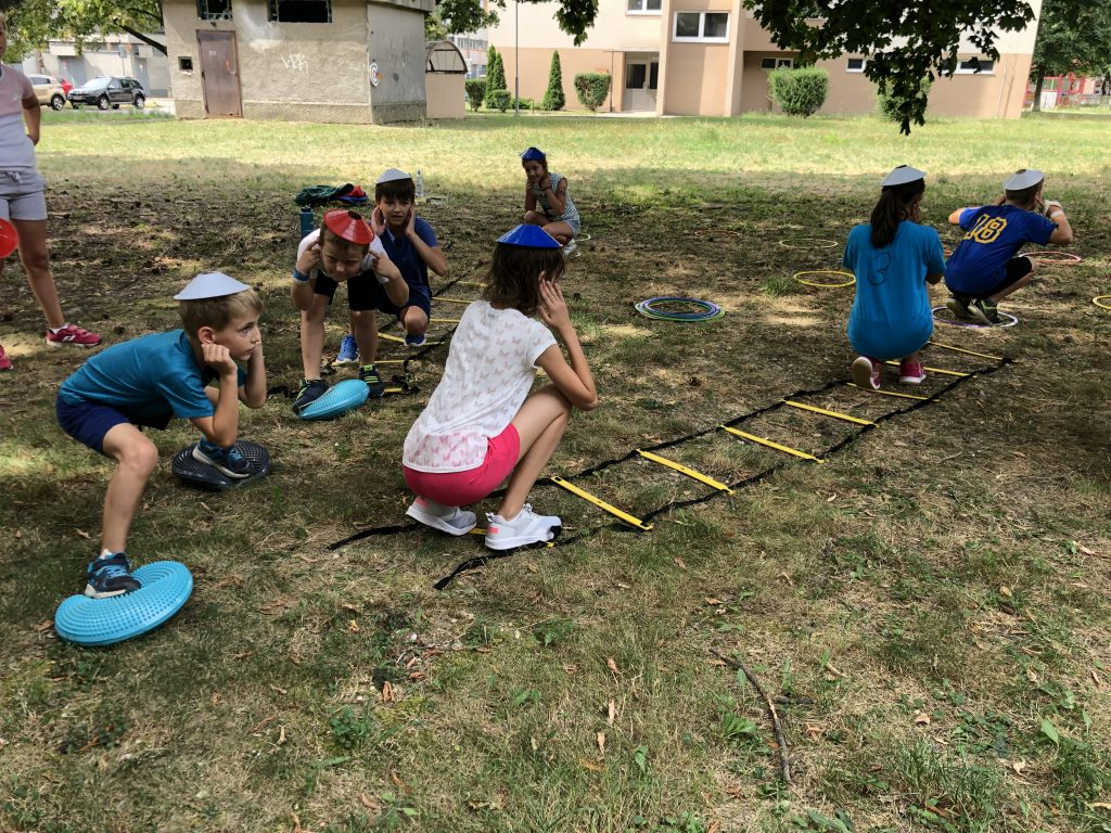 denný tabor pre deti, denný tábor, tábor pre deti, letný tábor, Bratislava, Petržalka, deti, sportmenliğim, pohyb